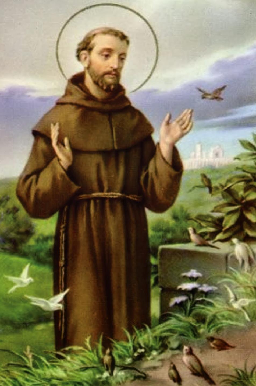 Acervo De Imagens De Sao Francisco De Assis Irmas Franciscanas